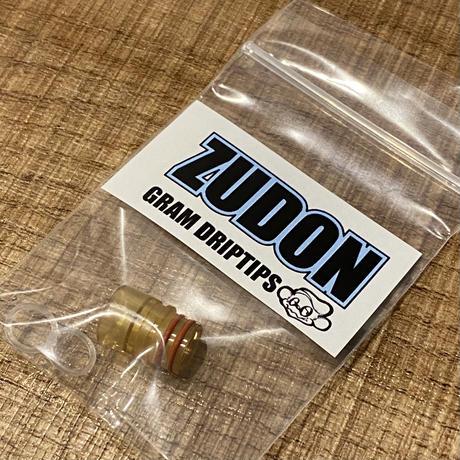 【期間限定VAPEAY】ZUDON ULTEM by GRAM DripTips