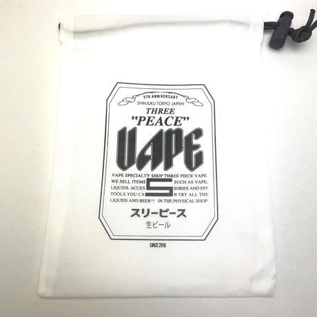 【5,000円以上でプレゼント】3PCS 5周年ノベルティーポーチ