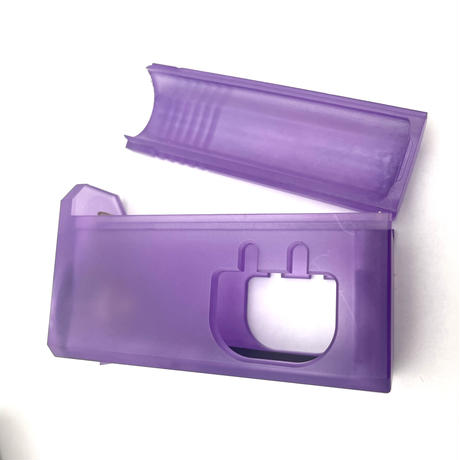 【期間限定Vape Life Garden】Switch (Purple Clear Poly) by Mums Vape