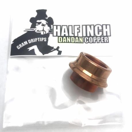 Half Inch DANDAN  by GRAM DripTips