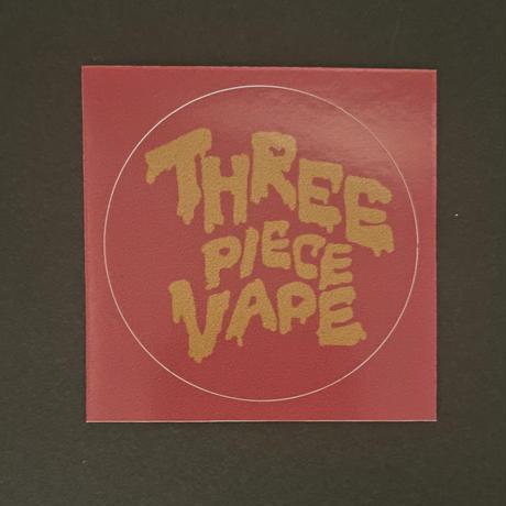 THREE PIECE VAPE ステッカー全12色SET