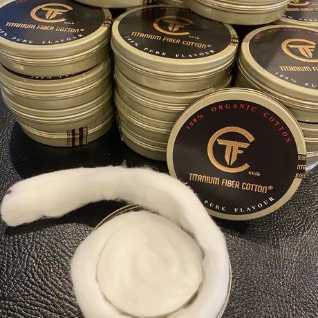 TITANIUM FIBER COTTON  (缶パッケージ)