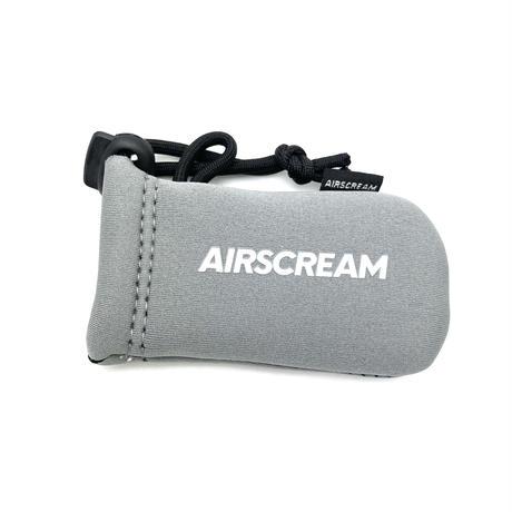 AIRSCREAM bottle. Pouch