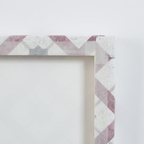 アートパネル  Wallpaper「quilt」