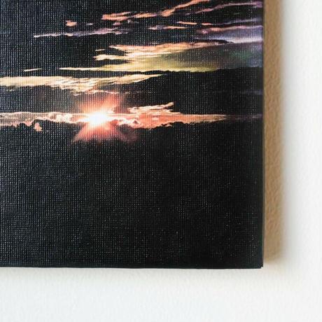 アートパネル 仲野光衛「sunset clouds」