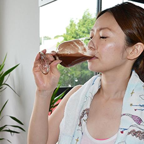 【送料無料】女性向けIKETANプロテインWPI・コラーゲン・グルコサミン・コンドロイチン入り チョコレート風味