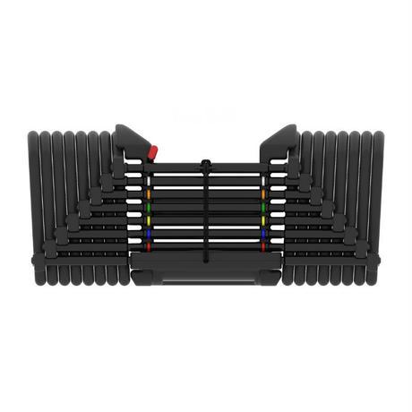 パワーブロック可変ダンベル ウレタンコートPRO EXP 90LB