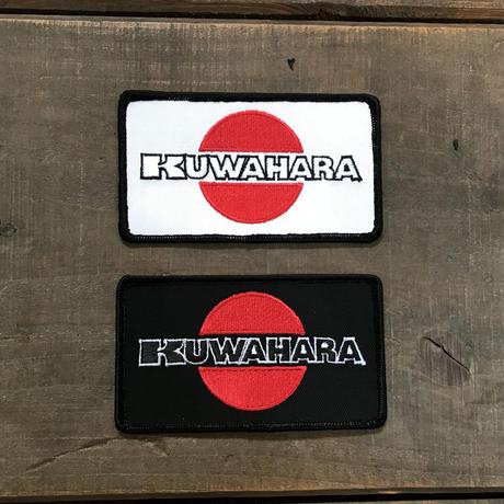 KUWAHARA ワッペン 80S復刻