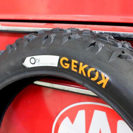 OBR GEKOK タイヤ 19(20)インチ リア