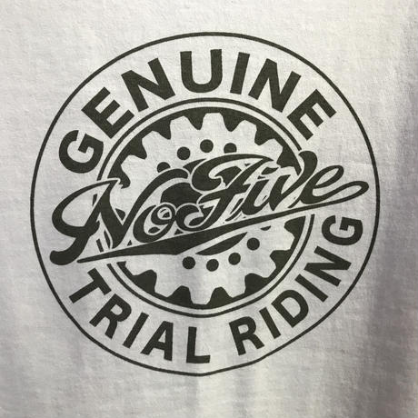 NO Five Trial Tシャツ(ポケット付き)