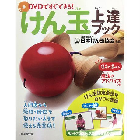 DVD付きけん玉上達ブック( 成美堂出版)