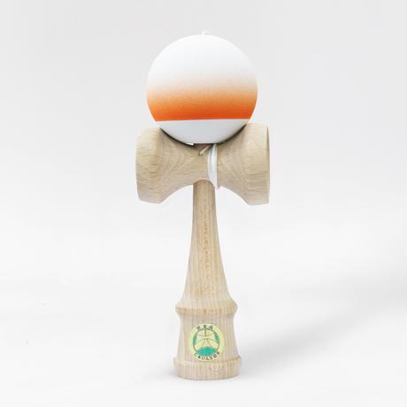 【YUMU】認定品 スーパーペイントストライプ オレンジ