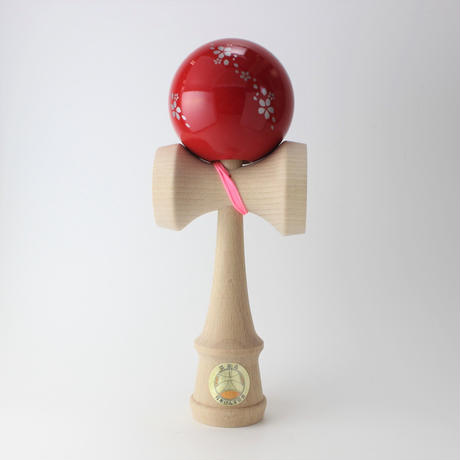 【山形工房】大空桜シリーズ 赤
