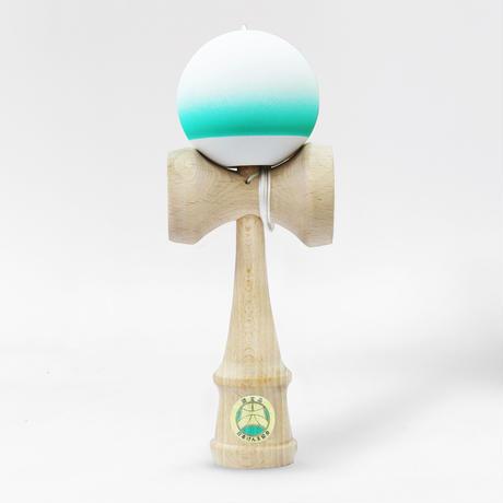 【YUMU】認定品 スーパーペイントストライプ 緑