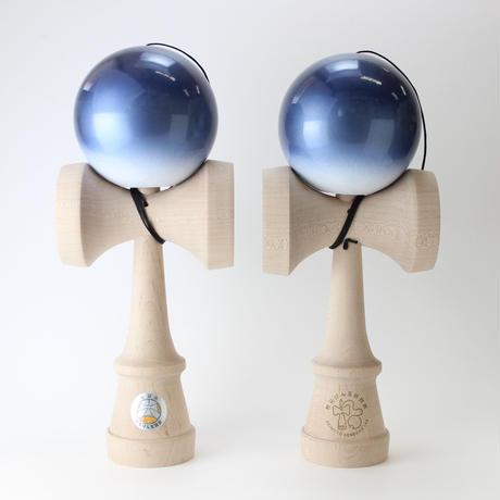 【山形工房】大けん玉「太陽M」ReShape 青銀