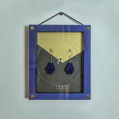 ikue Art Flame -BLUE-