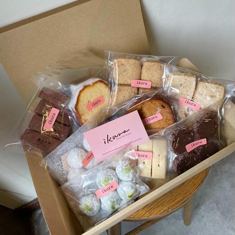 《ギフト🆗》焼き菓子詰め合わせ【3000yen BOX】