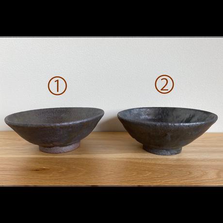 加地学さん/鉢(黒)
