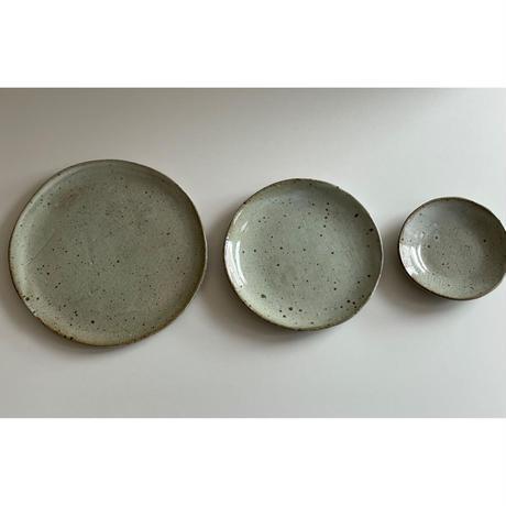 5寸タタラ皿/川尻製陶所