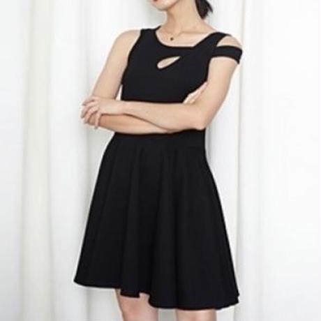 cut off dress