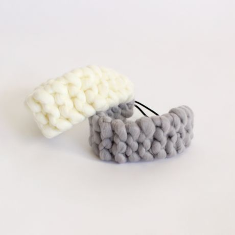 gossip knit hairband