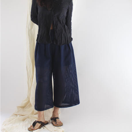 square wide pants