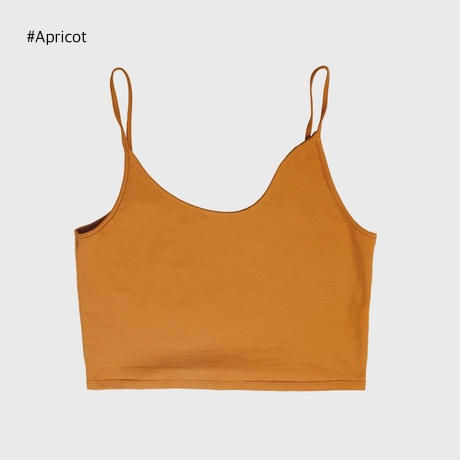 3colors - curve knit camisole