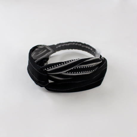 2colors-simple strip hairband