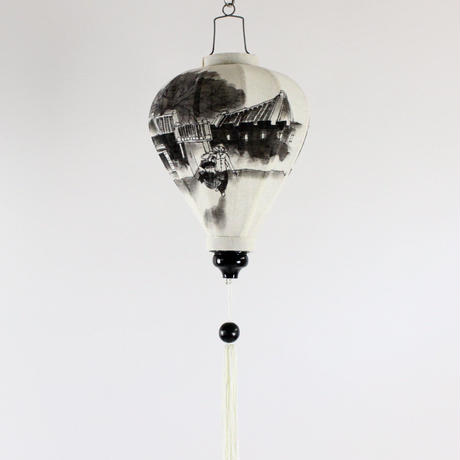 Hoi-An story  miniscape lamp (小)