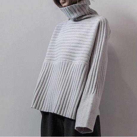 stripe style sweater
