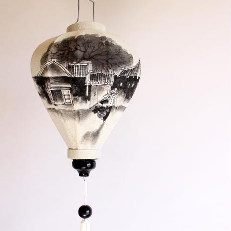 Hoi-An story  miniscape lamp(ランタン)小