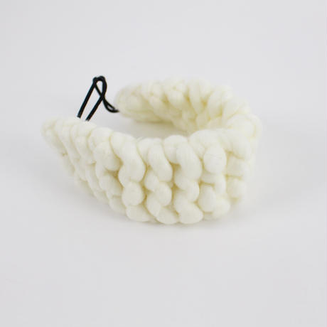 2color-gossip knit hairband