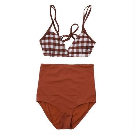 2way - new retro lattice bikini