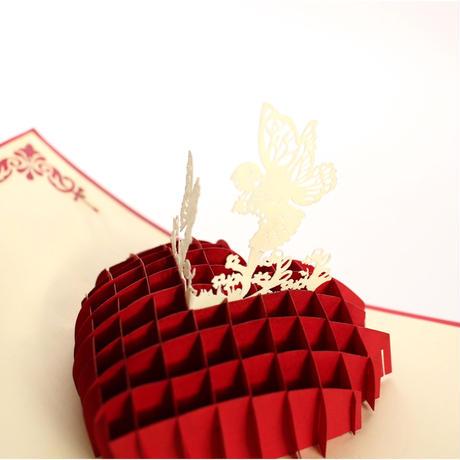 Vietnam Fair - message card ☆hand made☆