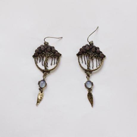 bohemian w-9 borlo earrings