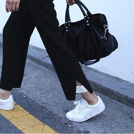 Ankle cut pants