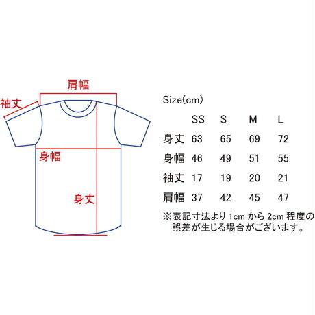武井武雄xグラニフ Tシャツいろはかるた(pl_4036_39)