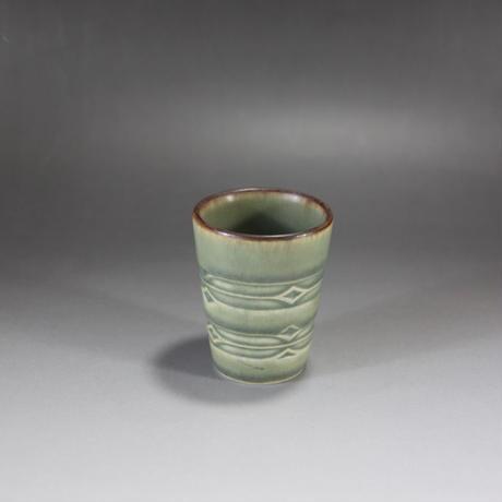 【ヴィンテージ】  デンマーク B&G(ビング・オー・グレンダール)社「Rune」(ルーン)エッグカップ I—152-08292017