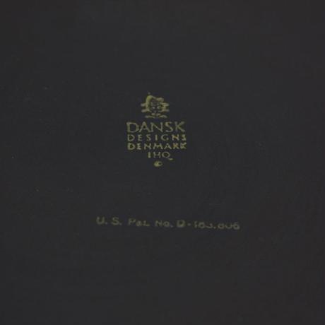 """【ヴィンテージ】DANSK フレームストーン """"flamestone"""" キャセロール(蓋なし) I-1014-180416"""