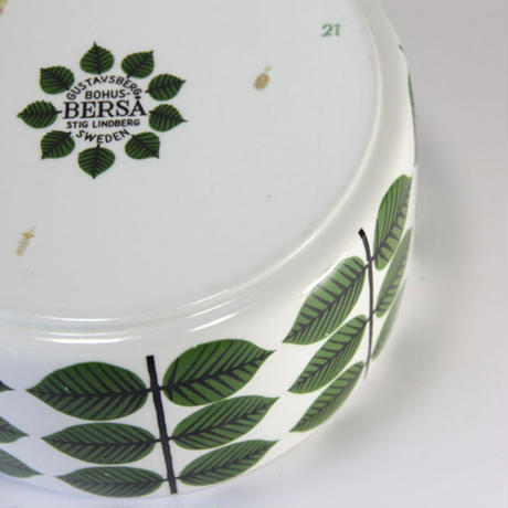 """【ヴィンテージ】ベルサ""""BERSA""""円柱ボウル120mm I-311-180712"""