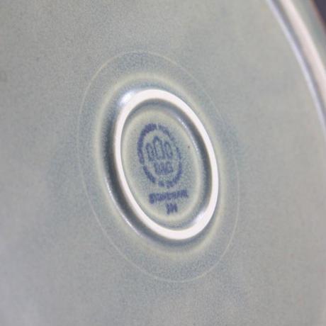 【ヴィンテージ】  デンマーク B&G(ビング・オー・グレンダール)社「Rune」(ルーン)大皿 I—153-08292017