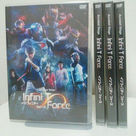 Acrobat Stage「Infini-T Force」公演DVD(特典映像込)