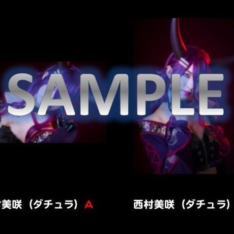 【展示無し】【コレクション用】【ゴシックは魔法乙女II】絵画風ビジュアル