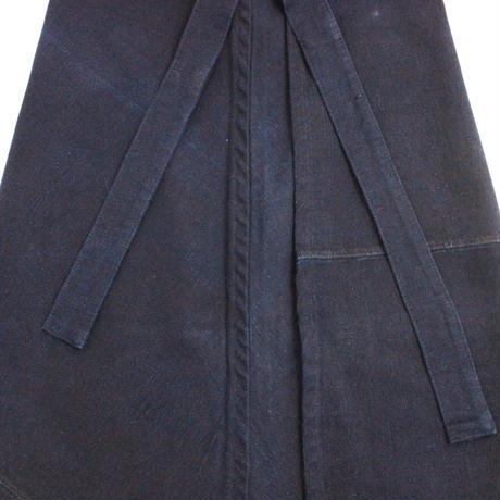 コルテスカートL/IND刺繍/鳥(ピンク)512