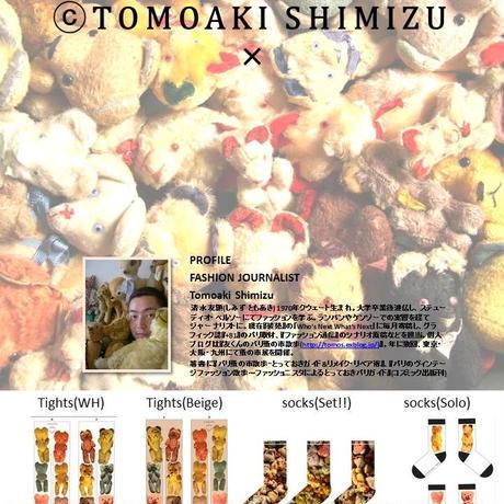 Tomoaki Shimizu × Andorinha タイツ