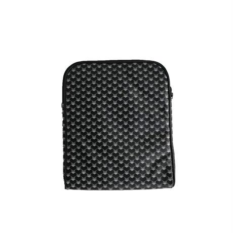 STEPHANE VERDINO ステファンヴェルディーノ HEXAGONE  iPad CASE  BLACK iPadケース ブラック