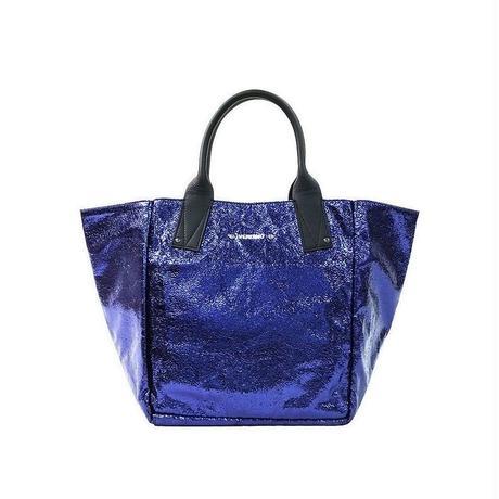 【VERDINO  PARIS】ヴェルディーノ Light Papillon  Blu Marino ライト ハンドバッグ   ブルー
