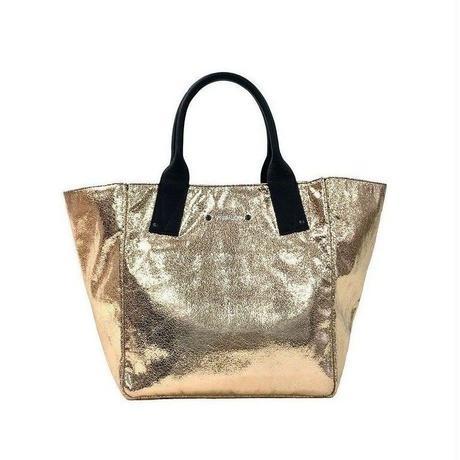 【VERDINO  PARIS】ヴェルディーノ Light Papillon  Platino     ライト   ハンドバッグ     シャンパンゴールド