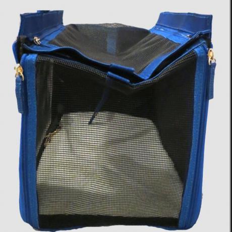 バーキン風ペットキャリートートバッグ