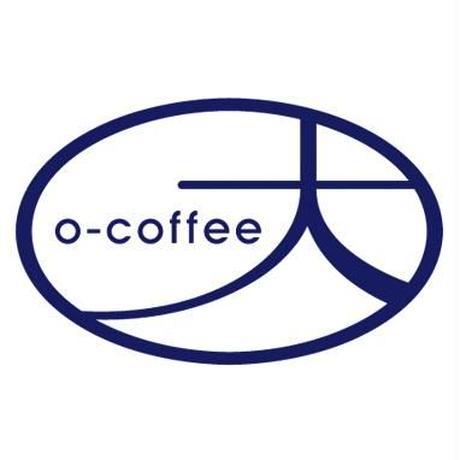o-coffeeのオーガニックエスプレッソのミニシフォンケーキ
